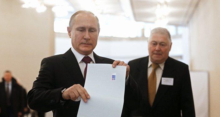 俄罗斯总统候选人