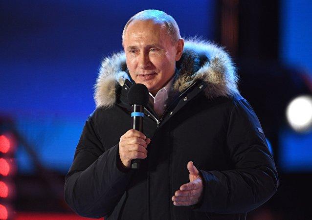 俄总统新闻秘书:普京打算在新任期改善与美欧关系