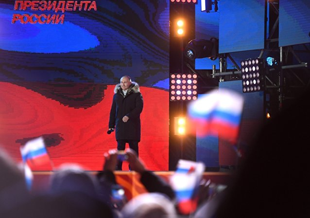 俄罗斯总统大选