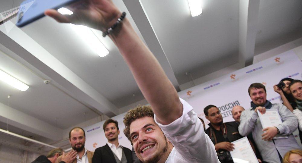 安德烈·斯捷寧國際新聞攝影大賽參賽人數創新高