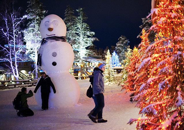 中国游客在芬兰消费总额超过其它国家游客