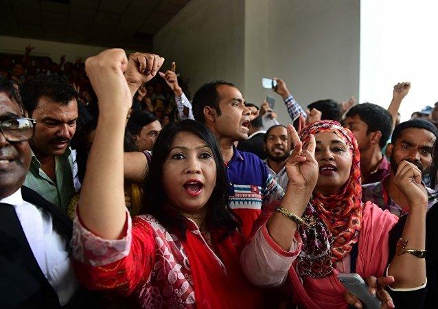 孟加拉国最高法院暂停执行有关保释前总理齐亚的判决