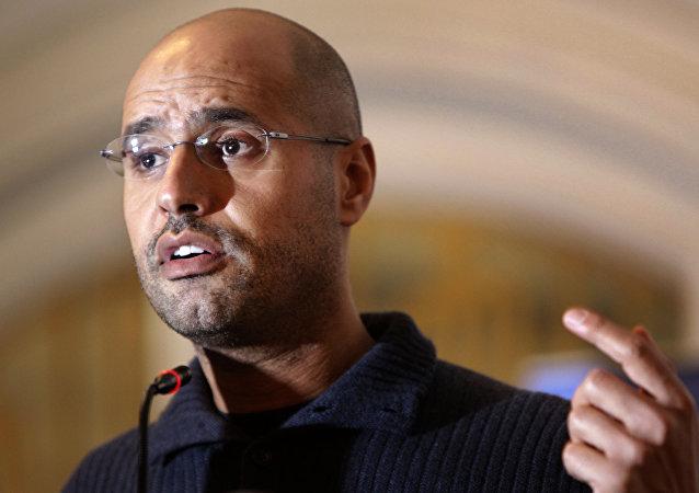卡扎菲之子将参加利比亚总统选举