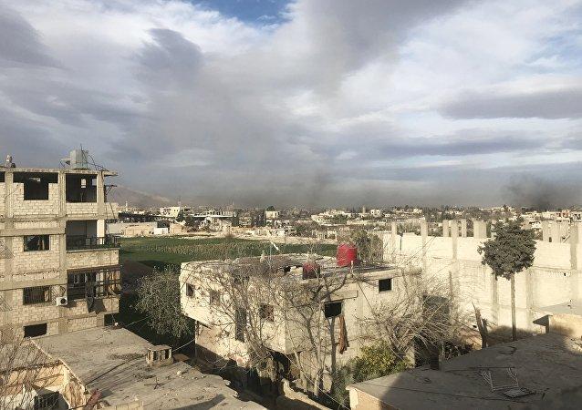 俄外交官:若美對敘實施打擊俄將擊毀其導彈並攻擊炮火發射源
