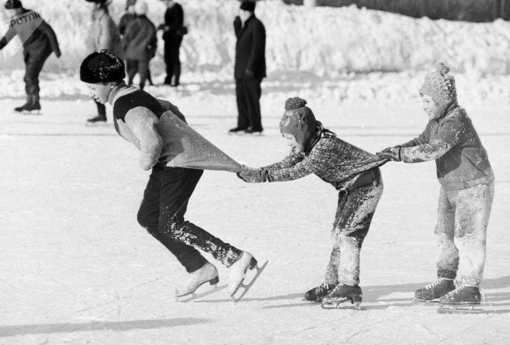 蘇聯時期的休閒方式