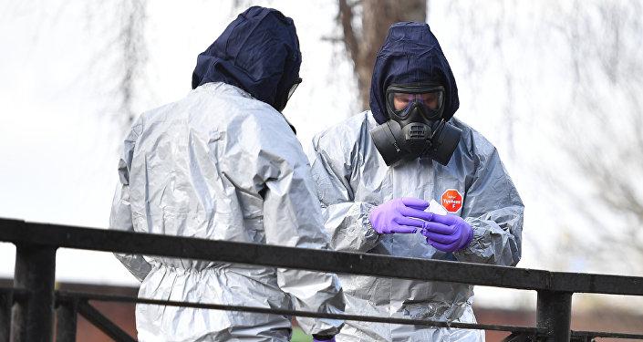 中国观察员张德广:面对斯克里帕利中毒事件 应当让事实来说话