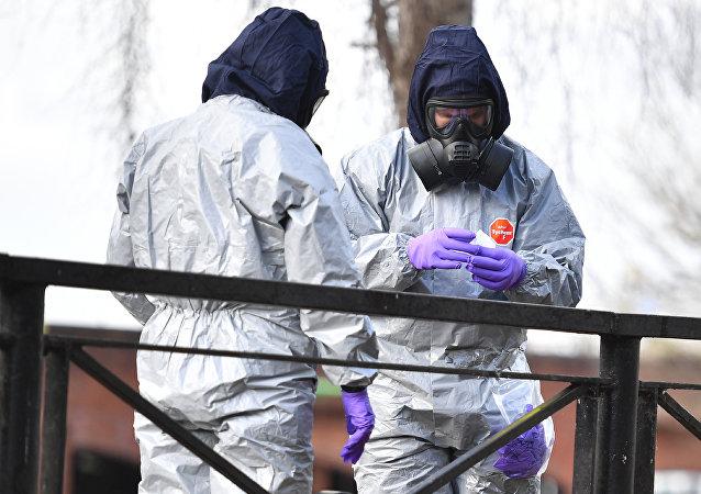 禁止化學武器組織證實,在試圖殺害前俄英雙重間諜斯克里帕利及其女兒時使用了「諾維喬克」物質