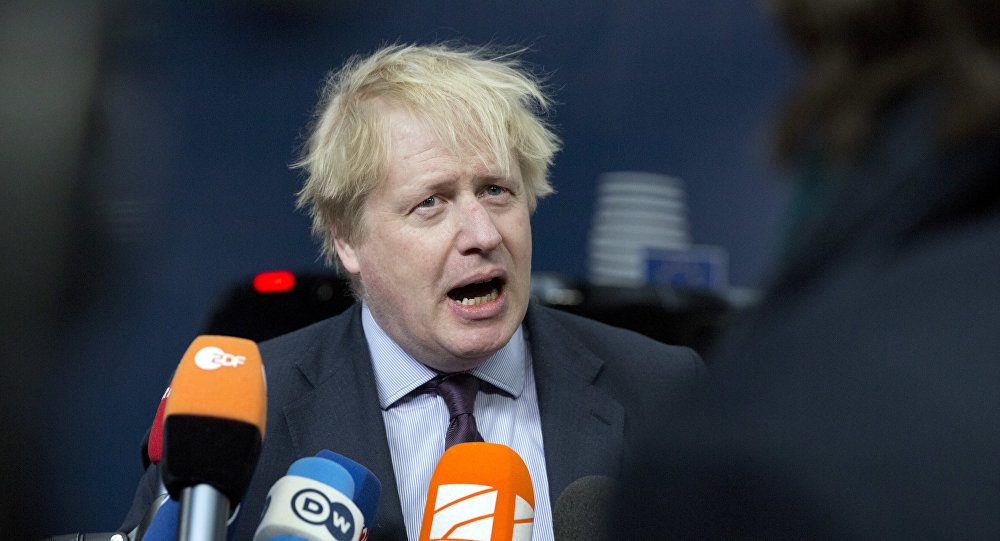 英国外交大臣:伦敦不想打新冷战