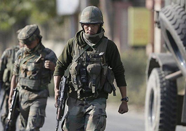 印度外交部因查谟和克什米尔平民死亡召见巴基斯坦外交官