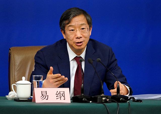 中國人民銀行行長易綱