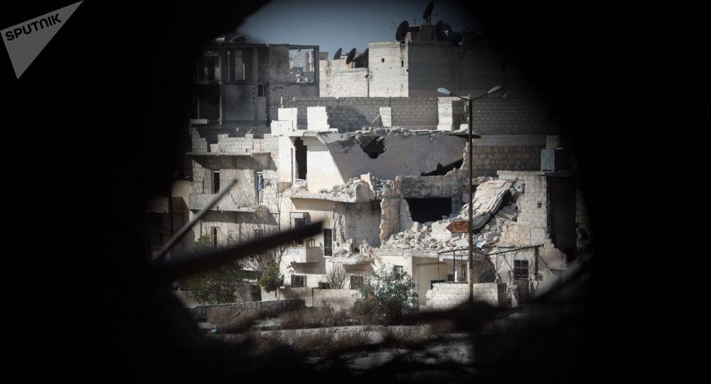 俄駐敘調解中心:敘阿勒頗遭炮擊導致1名兒童死亡 8人受傷