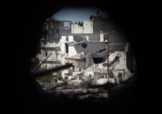 美国主导国际联军在叙目的显然是破坏地区局势稳定