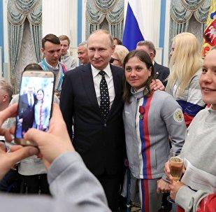 普京:俄罗斯残奥运动员在平昌的表现未受到情绪压力影响