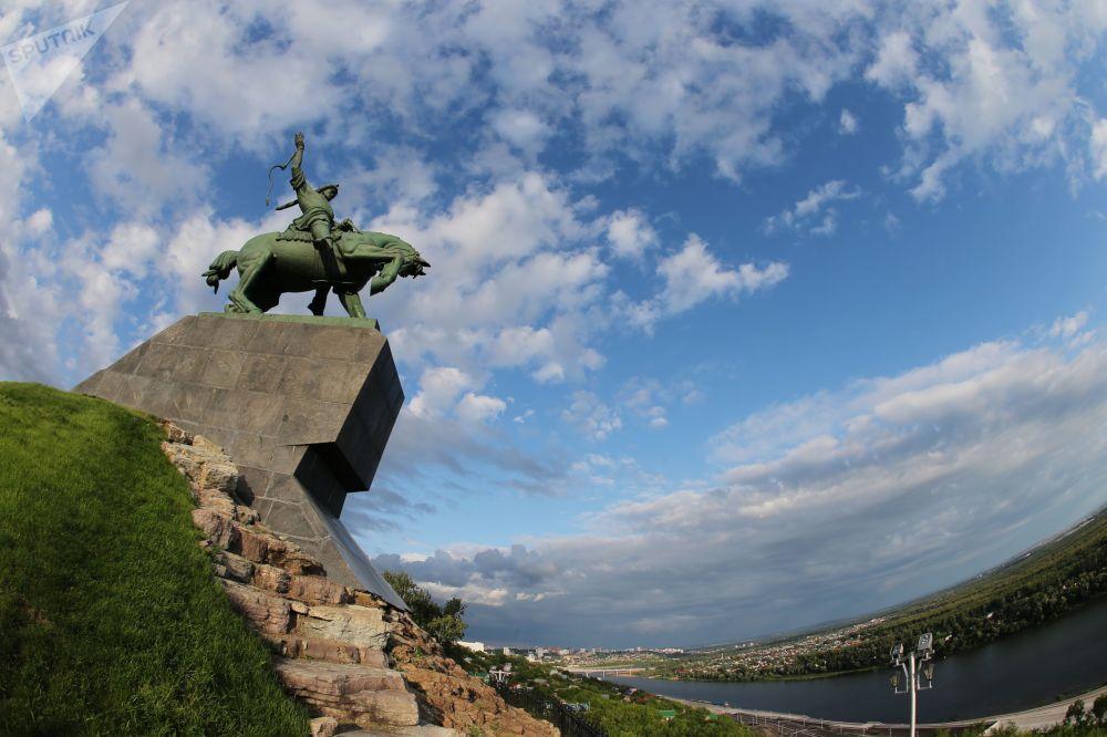 俄罗斯十佳旅游地