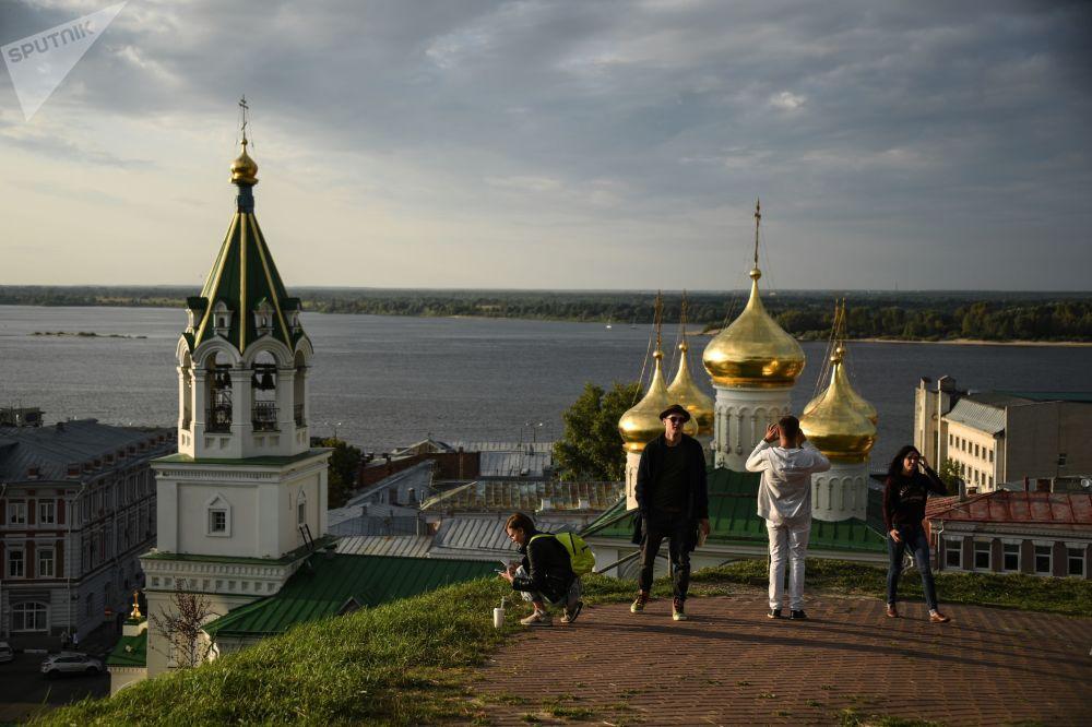 俄羅斯十佳旅遊地