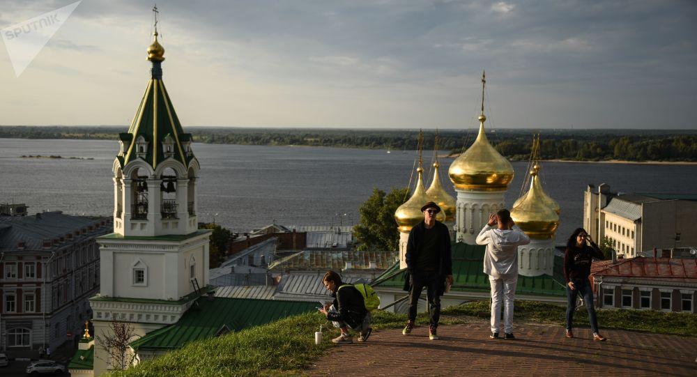 俄或為增加旅遊客流開通中國至下諾夫哥羅德包機航線