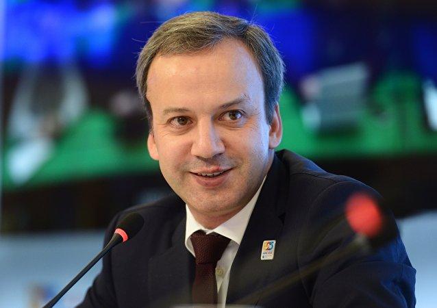俄前副总理当选世界国际象棋联合会主席
