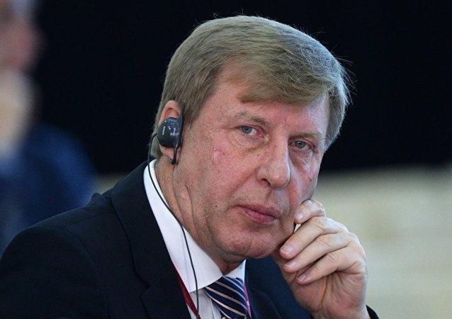 俄羅斯工商會副主席帕達爾科