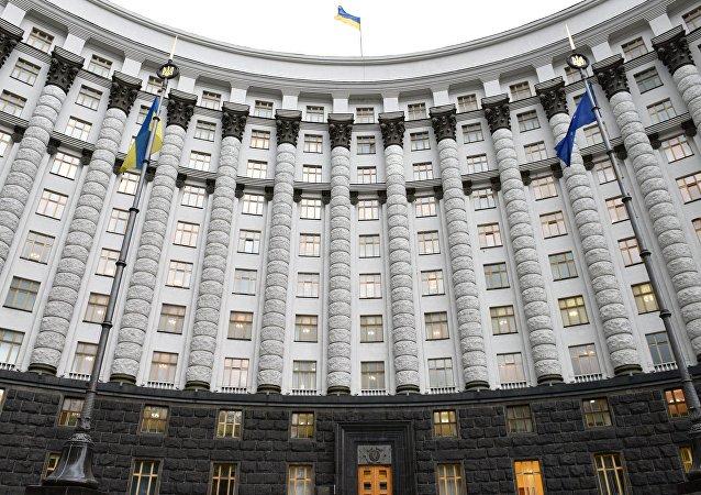 媒體:烏克蘭總理將固執己見的部長請進地下室談話