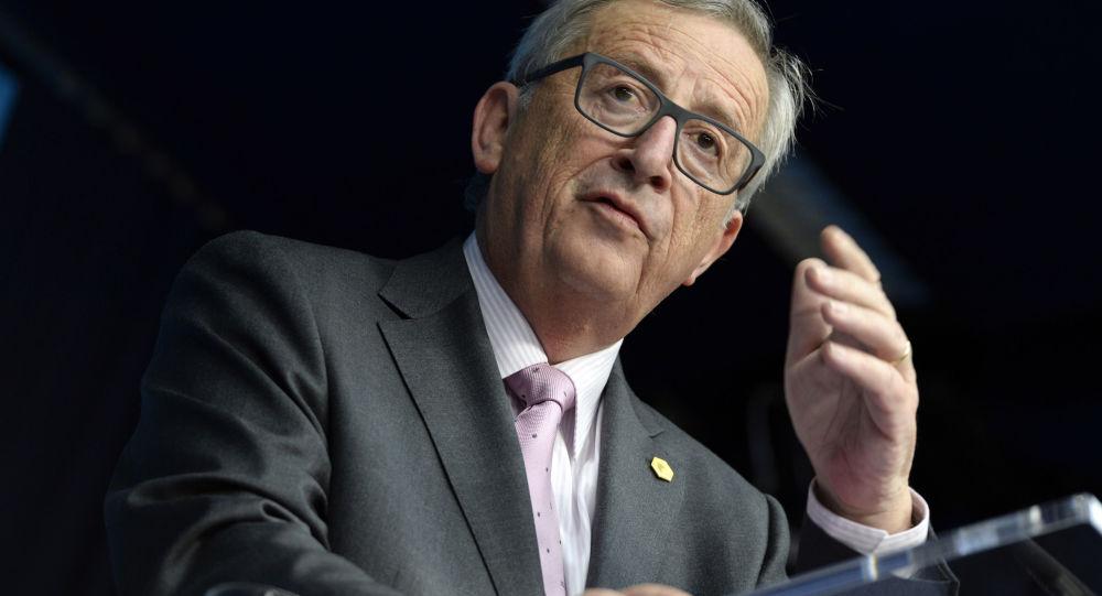欧盟委员会主席让-克洛德·容克