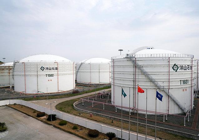 中石化原董事長:中國要做好短期石油斷供準備 把能源安全掌握在自己手中