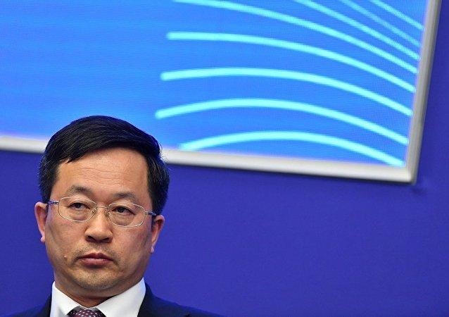 莫斯科格林伍德國際貿易中心 與中國誠通控股集團將建立中俄產業合作基金