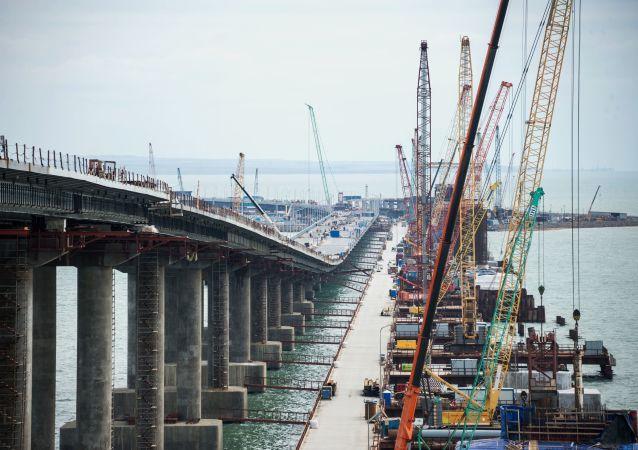 欧盟理事会因克里米亚大桥对六家俄企实施制裁