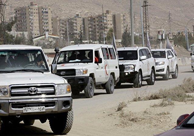 叙东古塔1100多武装分子及其家属撤往阿勒颇北部