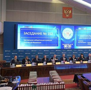 俄中選委主席:俄總統選舉符合一切要求