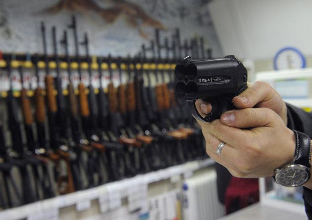 法国惊现重大武器盗窃案