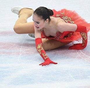 阿林娜·扎吉托娃