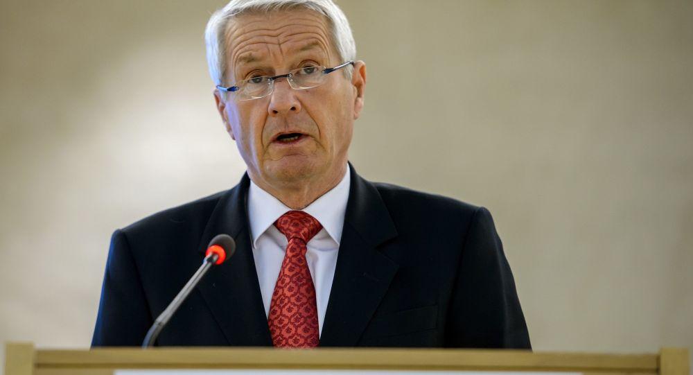 歐洲理事會對基輔拘留「俄新社烏克蘭」網站負責人一事作出反應