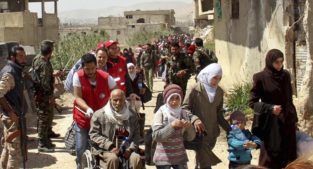叙利亚难民