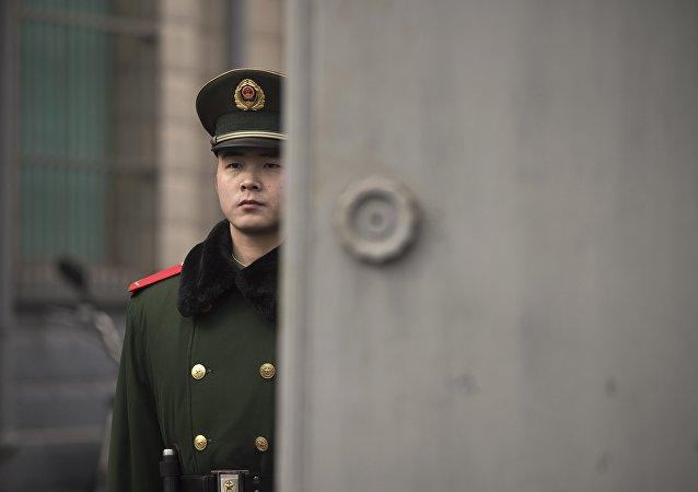 日本共同社援引外交圈子消息人士的话报道称,朝鲜高级代表目前正在访问北京