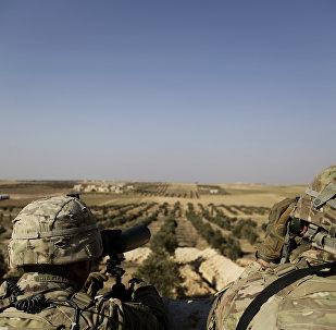 媒體:美國計劃4月底前全面撤離在敘部隊