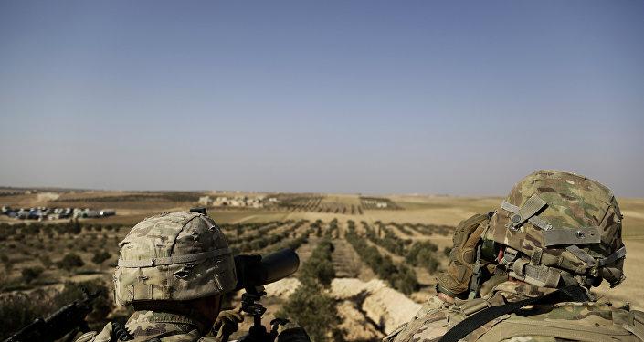 媒体:美国计划4月底前全面撤离在叙部队