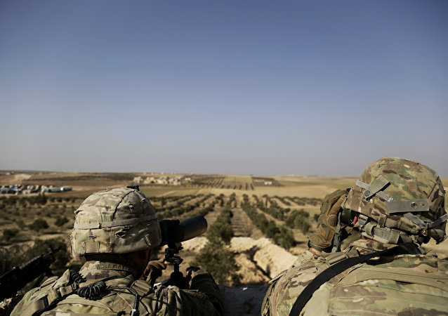 特朗普称并未承诺尽快从叙利亚撤军