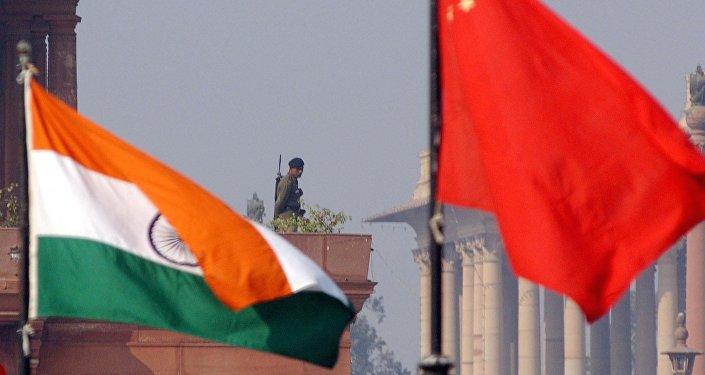 印度象害怕同中国龙再打起来