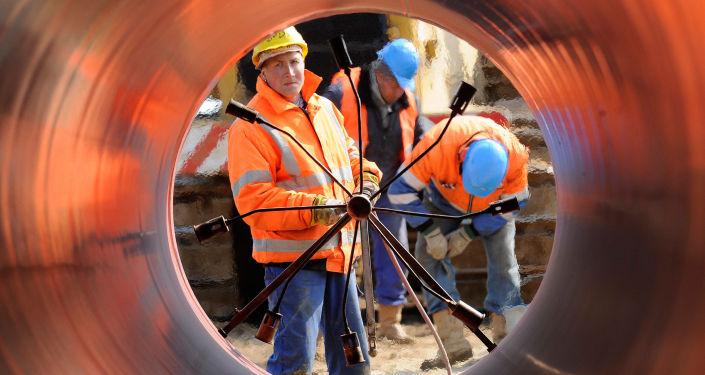 """""""北溪-2""""项目在芬兰取得第二份施工许可"""