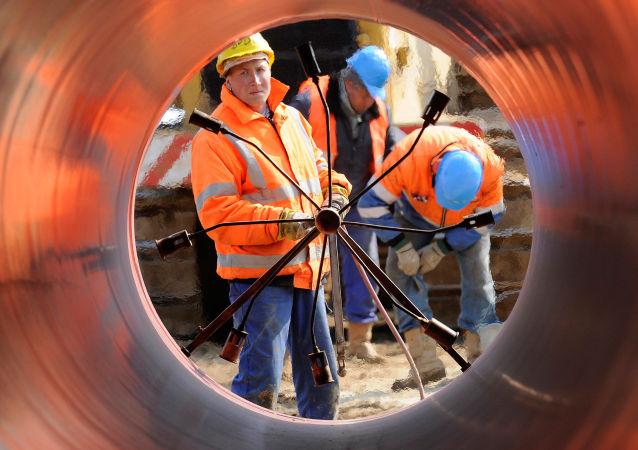 德国经济部收到美国制裁暂不会影响北溪2号项目的承诺