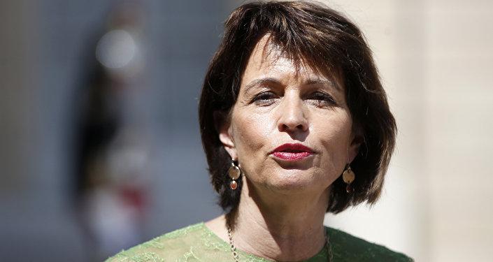 瑞士总统多丽丝·洛伊特哈尔德