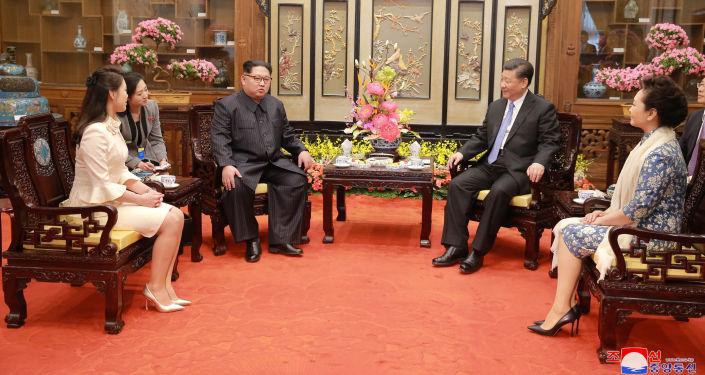 中国专家:朝鲜对中朝传统友谊高度重视