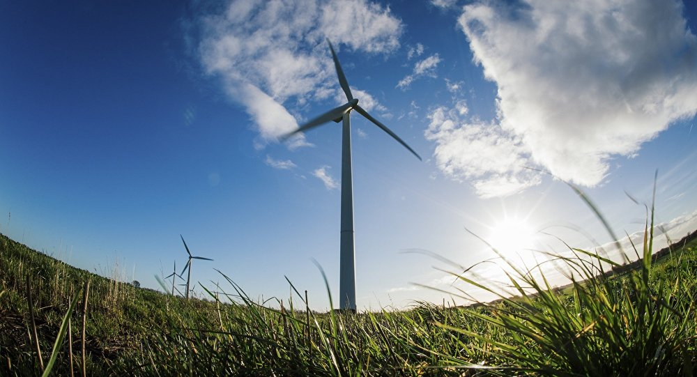 美國FBI局長指責中國監視風力發電機
