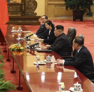 联合国:中朝领导人会谈是迈向朝鲜半岛无核化的一步