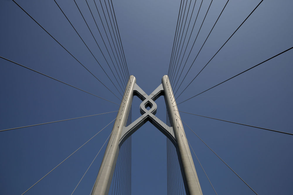 中国港珠澳大桥