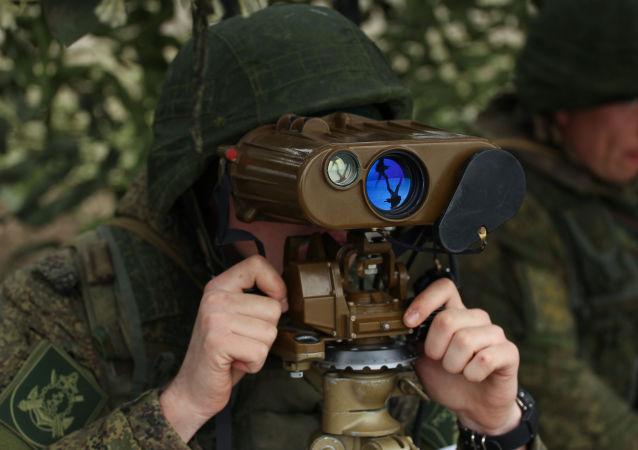 俄東部軍區萬余軍人開展反恐演練