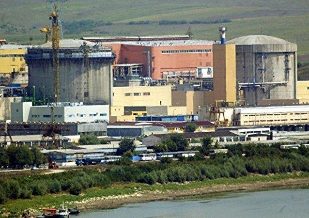 媒體:羅馬尼亞切爾納沃德核電站發生事故