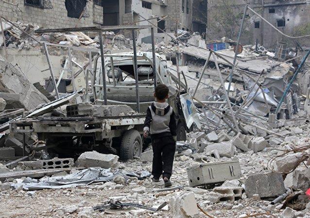 叙利亚战争(资料图片)