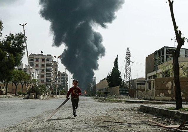 俄土伊商定将继续为实现叙利亚和平开展合作