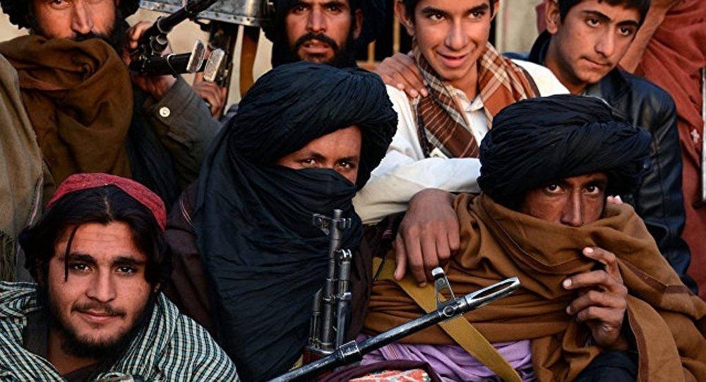 俄罗斯将敦促塔利班与阿富汗当局对话